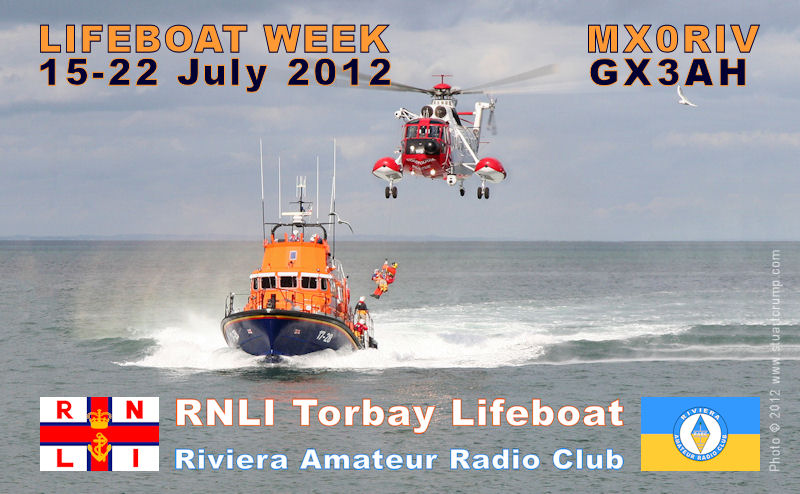 RNLI Torbay Lifeboat